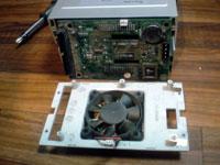 ACS-7500A裏の基盤