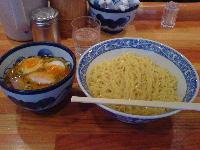 青葉特製つけ麺