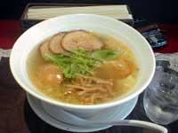 ayumiの黄金の塩らぁ麺