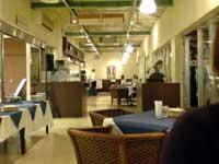 cafe' chez DAIGOの内装