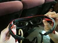 3D眼鏡on眼鏡