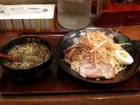 古武士のネギつけ麺