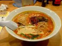 マーラー麺を食べる