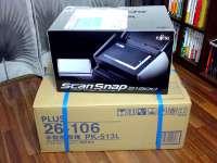 scansnap1500MとPLUS PK-513L