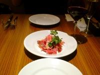 Trattoria Piatto Frescoで食べる料理