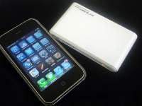 URoad-7000とiPhone3GSの比較