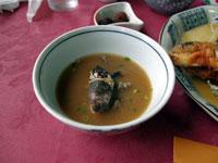 屋久然料理の亀の手