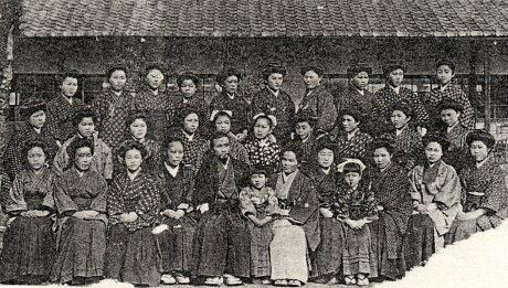 京女の歴史(京都高等女学校)